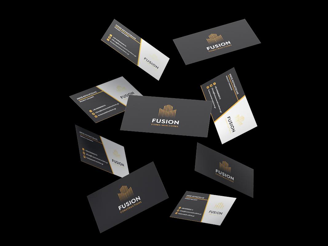 fusion card